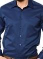 Pierre Cardin Klasik Gömlek Lacivert